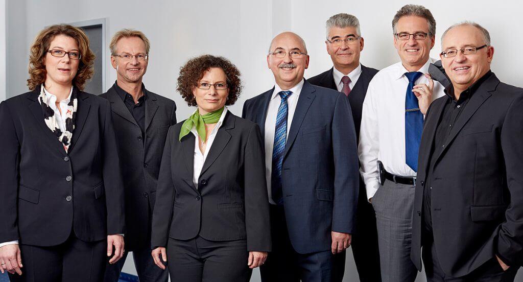 Team der Steuerkanzlei in Solingen, Grevenbroich und Schleden